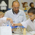 Scientific-Tech Preschool Opens In Israel