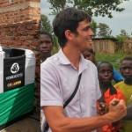 Israel's HomeBiogas installs unit at Ugandan orphanage