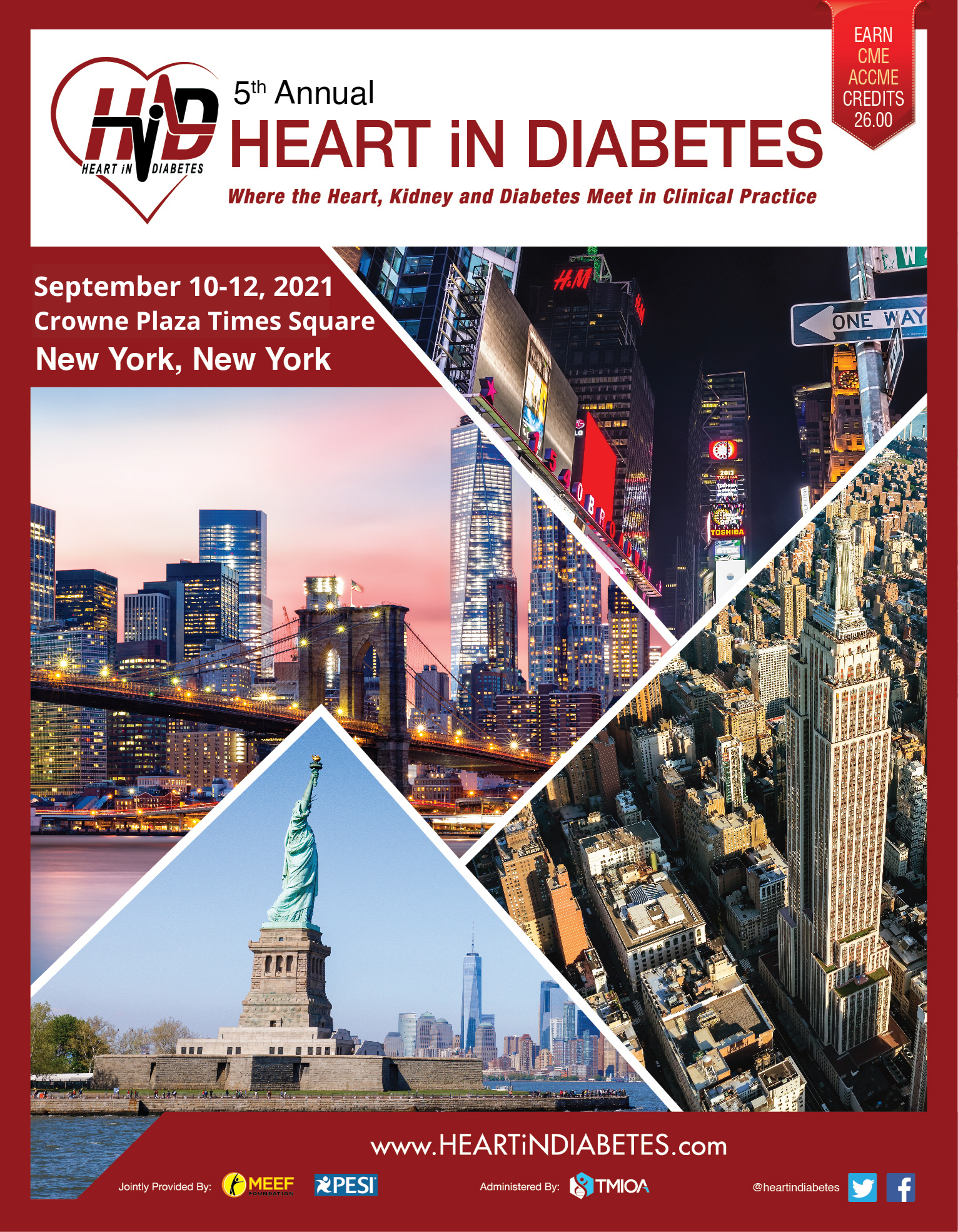 Heart In Diabetes Conference